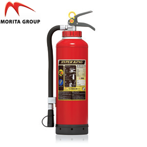 モリタ宮田工業 加圧式粉末BC消火器 ハイパーキング(BC) KFC20