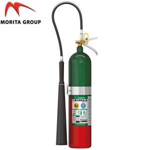 モリタ宮田工業 二酸化炭素消火器 MCF10 新規格消火器