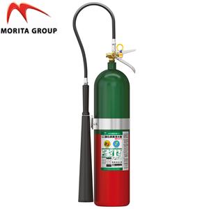 モリタ宮田工業 二酸化炭素消火器 MCF15