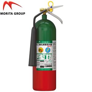 モリタ宮田工業 二酸化炭素消火器 MCF7