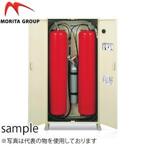 モリタ宮田工業 パッケージ型消火設備 I型(露出型) スーパーボックス SBW80 II [個人宅配送不可]