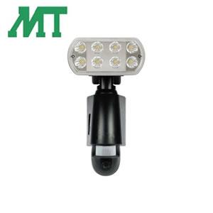 マザーツール SDカード録画機能搭載 LEDセンサーライトカメラ MT-SL03-B(ブラック)