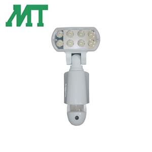 マザーツール SDカード録画機能搭載 LEDセンサーライトカメラ MT-SL03-W(ホワイト)