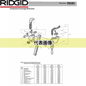 RIDGID(リジッド) 32090 D-402-1-S トラニオン&ジョー F/S-2