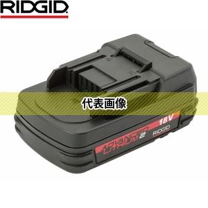 RIDGID(リジッド) 44693 18V 2.0Ah リチウムイオンバッテリー