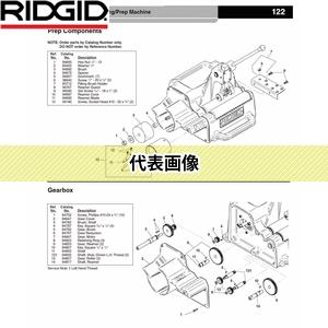 RIDGID(リジッド) 94827 ローラー ギヤー F/122J