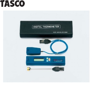 TASCO(タスコ) デジタル温度計高温用セット TA410AC