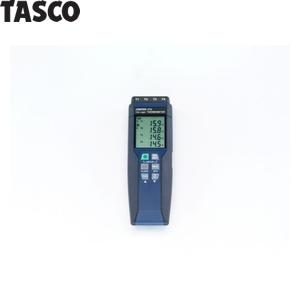 TASCO(タスコ) 4chデジタル温度計(ミニオメガプラグ) TA410WC