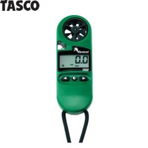 TASCO(タスコ) ポケットサイズ風速計シリーズ(温・風速計 ) TA411W