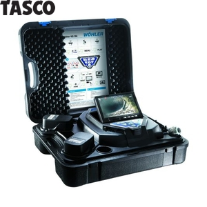 TASCO(タスコ) 先端可動型配管検査カメラ TA417XG