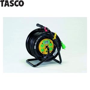 TASCO(タスコ) コードリール(漏電遮断器・アース付) TA649NB