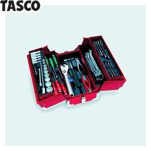 TASCO(タスコ) ツールセット(メンテナンス用)全52点 TA710AW