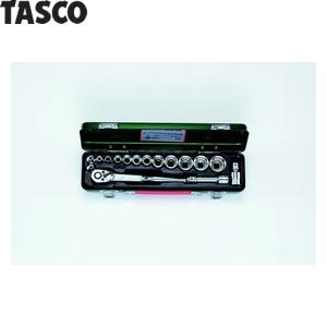 TASCO(タスコ) 3/8″9.5mmソケットレンチセット TA730SB-5