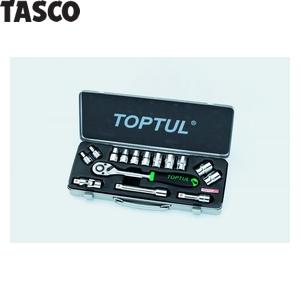 TASCO(タスコ) 1/2″ソケットレンチセット(全15点) TA730WF