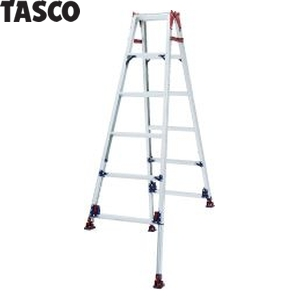 TASCO(タスコ) 四脚アジャスト式脚立 TA840J-3