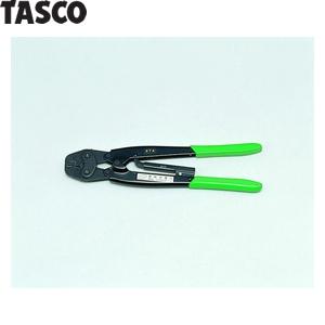 TASCO(タスコ) 圧着ペンチ(絶縁閉端子用) TA855BD