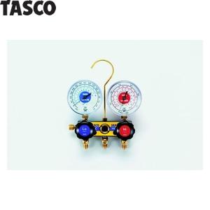 TASCO(タスコ) サイトグラス付ゲージマニホールド TA120A