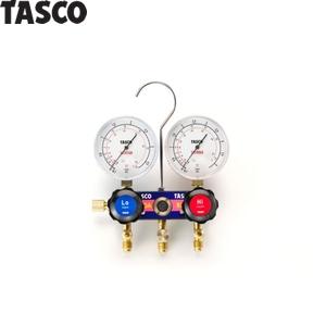 TASCO(タスコ) R410A/R32ゲージマニホールドキット TA122JV-1