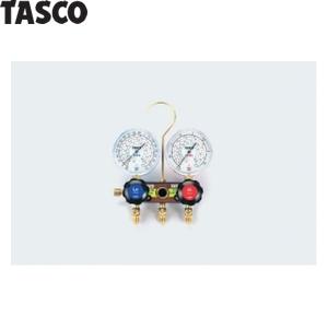 TASCO(タスコ) ゲージマニホールド TA124AH-1
