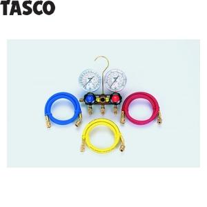 TASCO(タスコ) ゲージマニホールドキット TA124AH
