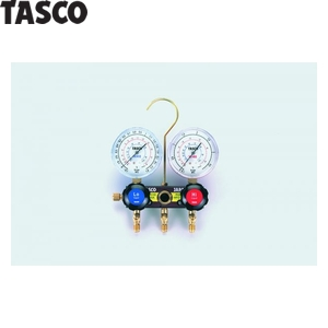TASCO(タスコ) ゲージマニホールド TA124EH-1