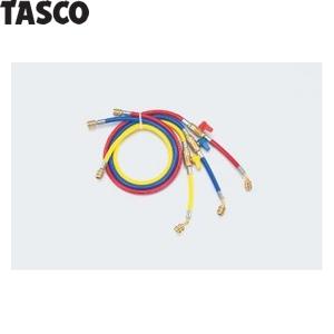 TASCO(タスコ) バルブ付チャージホースセット TA135AB