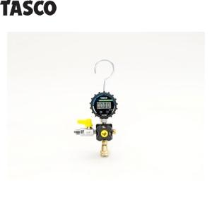 [イチネンTASCO] 空調工具・空調工具・ゲージ各種 TASCO(タスコ) デジタル真空ゲージキット TA142DG-2