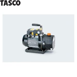 TASCO(タスコ) オイル逆流防止弁付高性能ツーステージ真空ポンプ TA150W