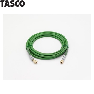 TASCO(タスコ) 接続用耐圧ホース20m TA381KG-20