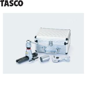 TASCO(タスコ) ラチェットハンドル式フレアツール TA55WBT-2