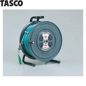 TASCO(タスコ) コードリール (極太ケーブル3.5mm2仕様) TA649PK