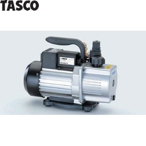 TASCO(タスコ) オイル逆流防止弁付高性能ツーステージ真空ポンプ TA150RC