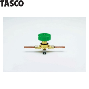 TASCO(タスコ) パックレスバルブ(ロウ付タイプ) TA280SB-6
