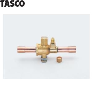 TASCO(タスコ) R410A用ボールバルブ(アクセスポート付) TA281HC-7