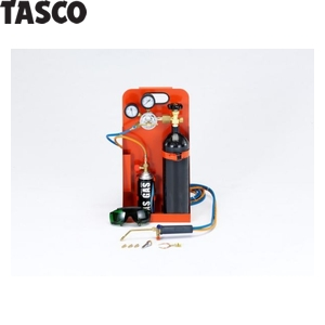 TASCO(タスコ) ミニ溶接機(プロパンブタンカートリッジ・サンソ) TA370MA