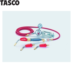 TASCO(タスコ) ワンタッチ着火式アセチレンバーナーホース長3.6mタイプ TA371H