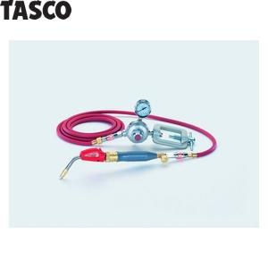 TASCO(タスコ) ワンタッチ着火式アセチレンバーナーホース長10mタイプ TA371HAL