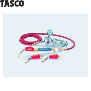 TASCO(タスコ) ワンタッチ着火式アセチレンバーナーホース長10mタイプ TA371HKL