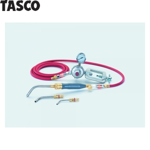 TASCO(タスコ) アセチレンバーナーホース長3.6mタイプ TA371KK