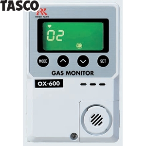イチネンTASCO 空調工具 設置型フロンリーク警報装置 TASCO ブランド激安セール会場 タスコ 4年保証 交換用センター TA430GM-10