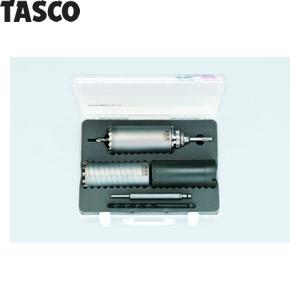 TASCO(タスコ) エアコン工事用コアドリルセット TA674CL