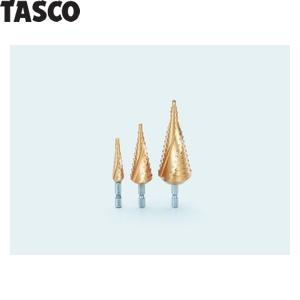 TASCO(タスコ) チタンコーティングステップドリル(単品) TA681ST