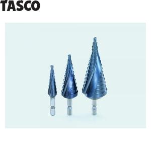TASCO(タスコ) 窒化チタンアルミコーティングステップドリル(単品) TA681TN-2