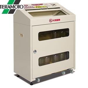 テラモト 油リカゴ(廃食用油回収ボックス) 置き型 DS-192-010-6 [個人宅配送不可商品]
