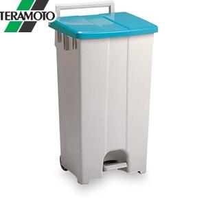 テラモト ボックスカート 90 緑/白 90リットル DS-224-309-1 [個人宅配送不可商品]