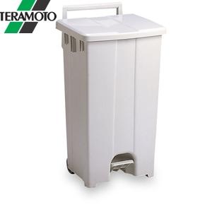 テラモト ボックスカート 90 白/白 90リットル DS-224-309-8 [個人宅配送不可商品]