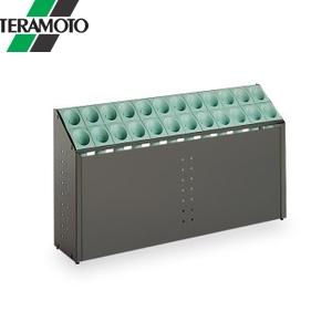 テラモト オブリークアーバン C24 グリーン UB-285-224-1 [個人宅配送不可商品]
