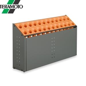テラモト オブリークアーバン C24 オレンジ UB-285-224-7 [個人宅配送不可商品]