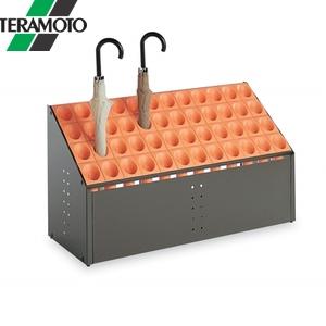 テラモト オブリークアーバン C48 オレンジ UB-285-248-7 [個人宅配送不可商品]