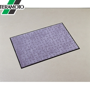 テラモト エコレインマット グレー 900×1500mm MR-026-146-5 [個人宅配送不可商品]
